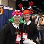Nuns with hats