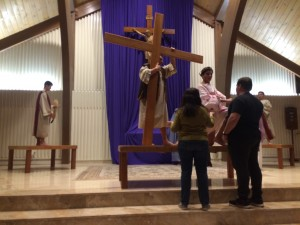 Stations of the Cross (7)