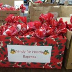 holiday express box